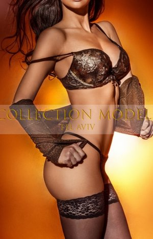 Tel Aviv Escort agencies 21 y.o. сhestnut fashion model Alexa