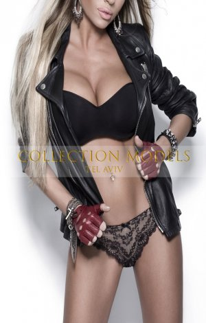 Tel Aviv Escort girls 19 y.o. blond fashion model Beatrice